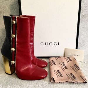 Gucci boots *Guaranteed authenticity*